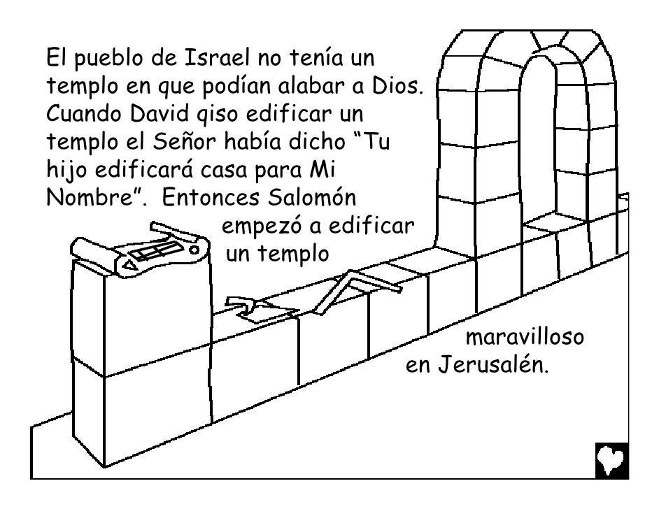 Manualidad El Rey Salomon: Wise King Solomon Spanish Cb
