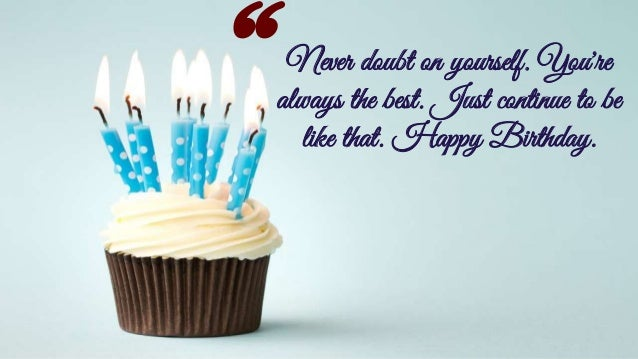 Wishes For Happy Birthday - Birthday Quotes Images And Wallpaper