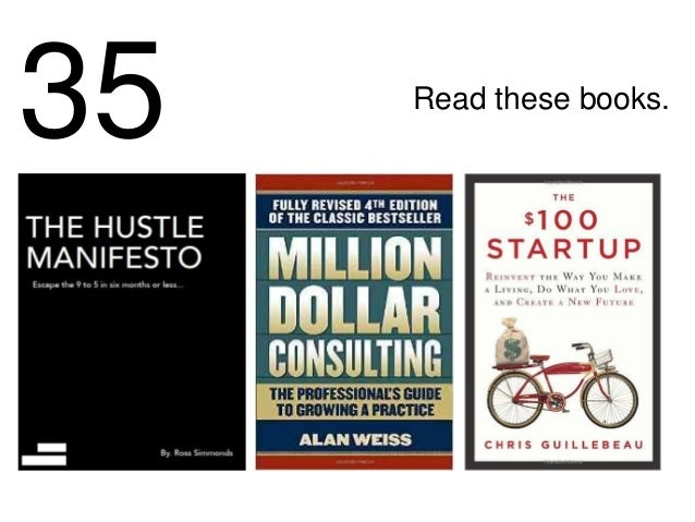 Additional Reading… Blog Post For Freelancers The Hustle Manifesto: Available Now Get more from Ross at RossSimmonds.com