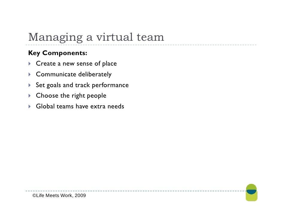 Top 6 Best Practices for Managing Virtual Teams