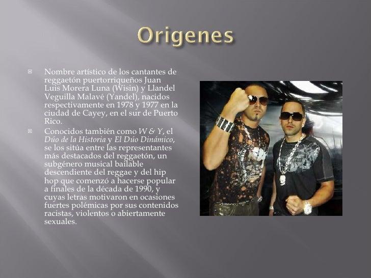 Wisin & Yandel Slide 2