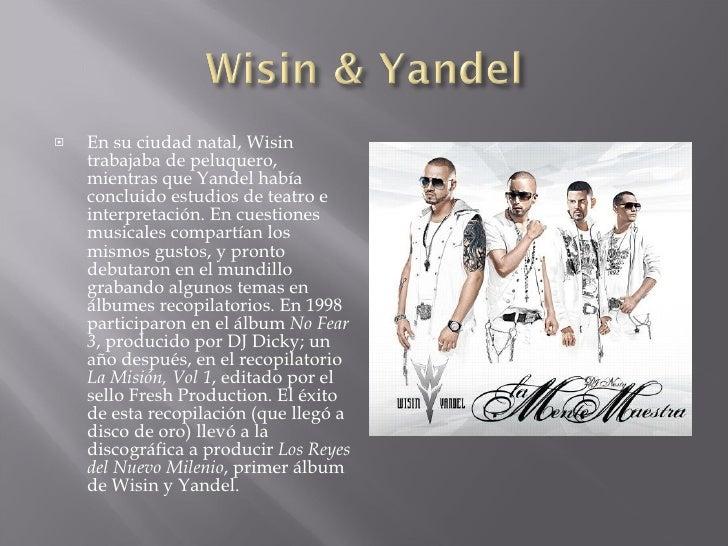 Wisin & Yandel Slide 3