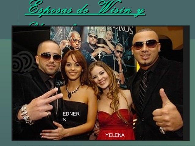 Ver fotos de wisin y yandel y sus esposas 89