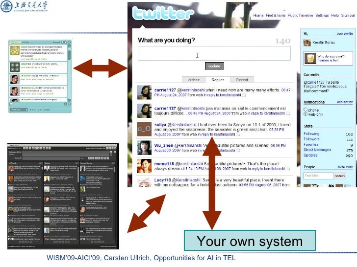 Your own system
