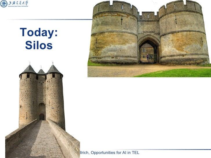 Today: Silos