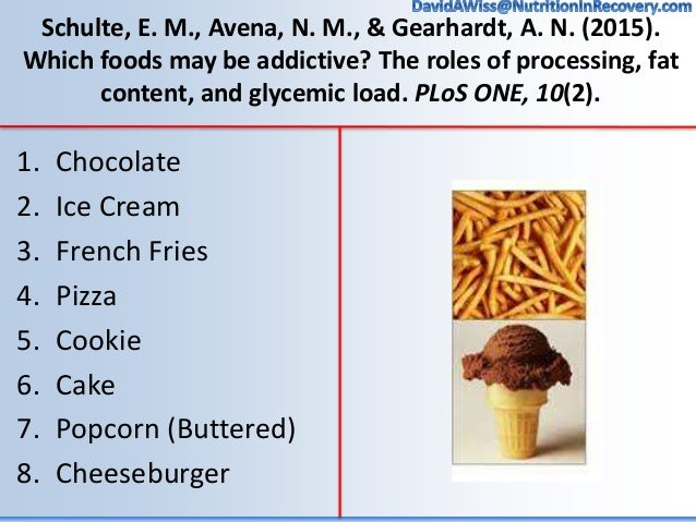 Fat S Role In Food Processing
