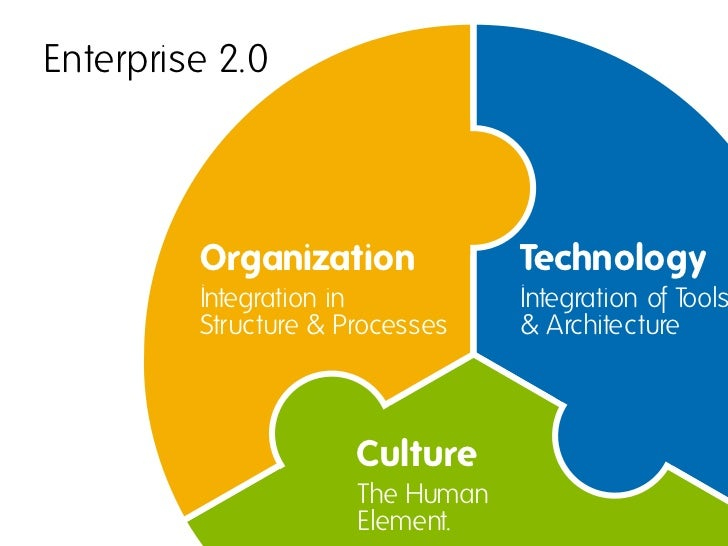 Organization Integration in Structure & Processes