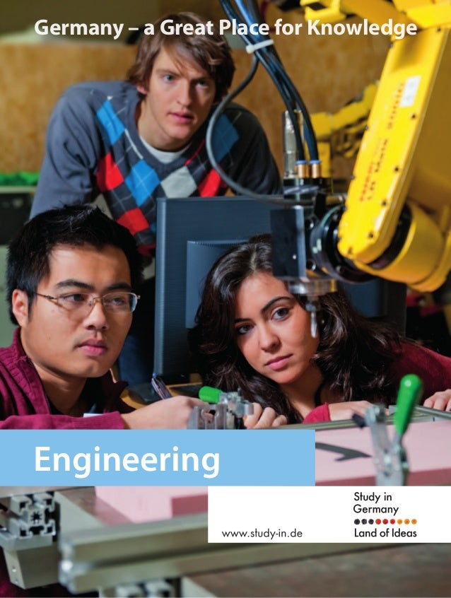 Engineering Germany – a Great Place for Knowledge