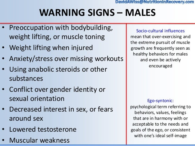 Signs of virginity in males
