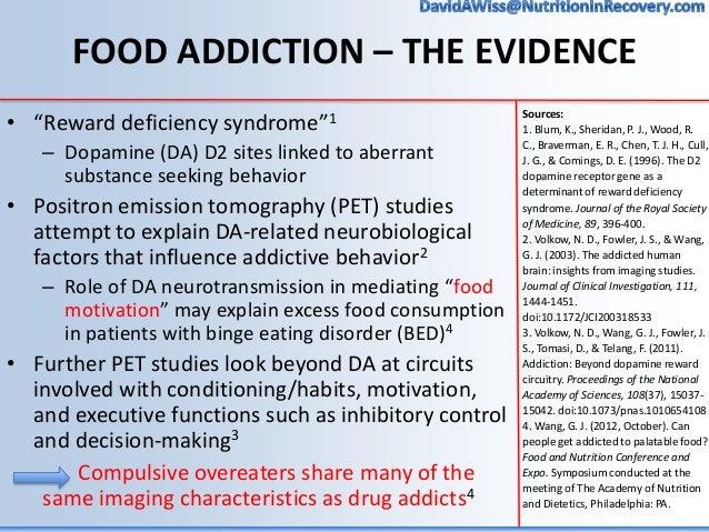 Binge eating disorder thesis