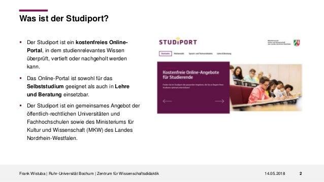 Online Angebote Für Das Selbststudium Und Den Einsatz In Lehre Und Be