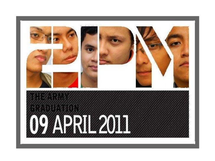 WISUDA APRIL 2011
