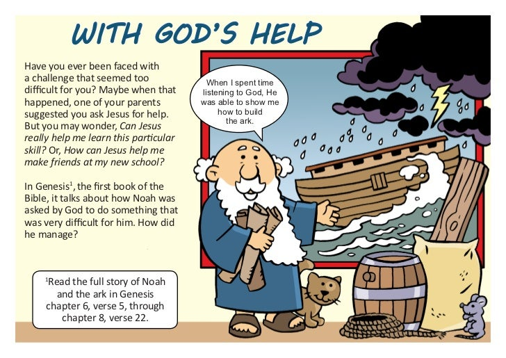 WITH GOD'S HELPHave you ever been faced witha challenge that seemed too              When I spent timedifficult for you? M...