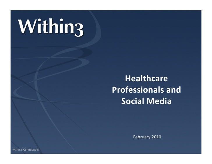 Healthcare                        Professionalsand                          SocialMedia                               ...