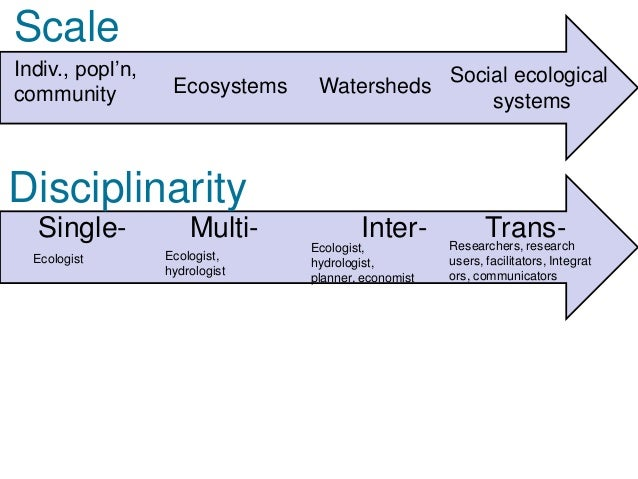Modeling future scenarios              Pantus et al (2011)                 Stoeckl et. al. (2011)                         ...