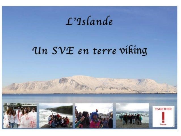 Volontariat en Islande - Témoignagne