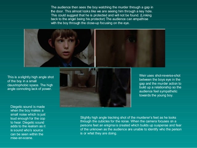 witness film techniques analysis