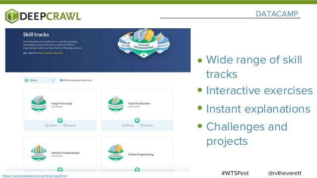 SOLOLEARN @rvtheverett#WTSFest Free mobile app Learn Python on the go Over 200 practice questions Code Playground https://...