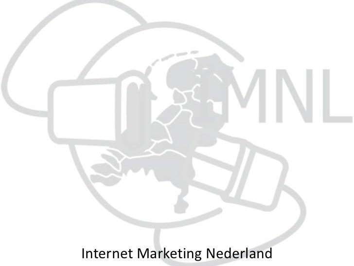 Internet Marketing Nederland<br />