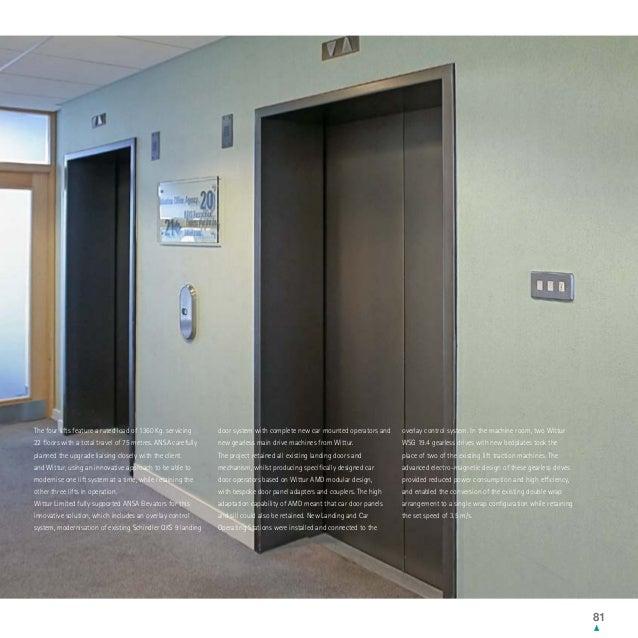 Lift Wittur project