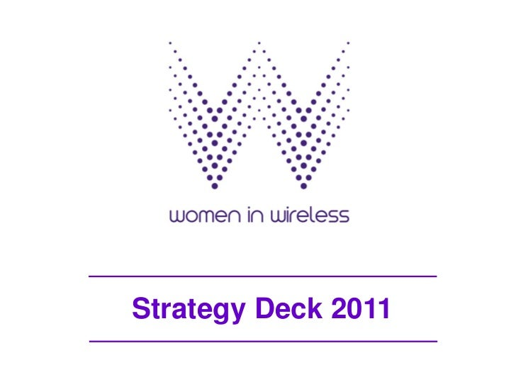 Strategy Deck 2011