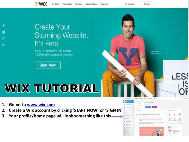 how to delete wix account and website