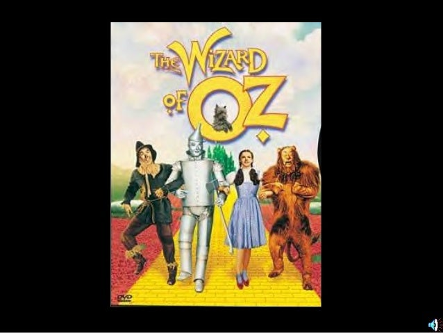 wizard of oz allegorical analysis