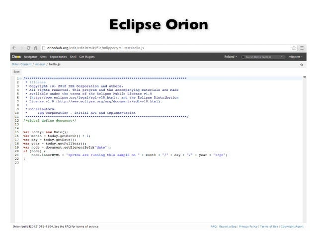 Outlook       Scripted becomes your    favorite JavaScript editor :-)             working on:    add more innovative featu...
