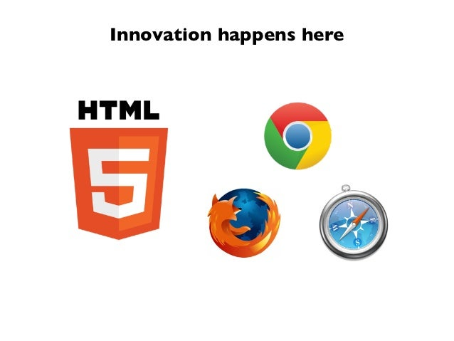Innovation happens here