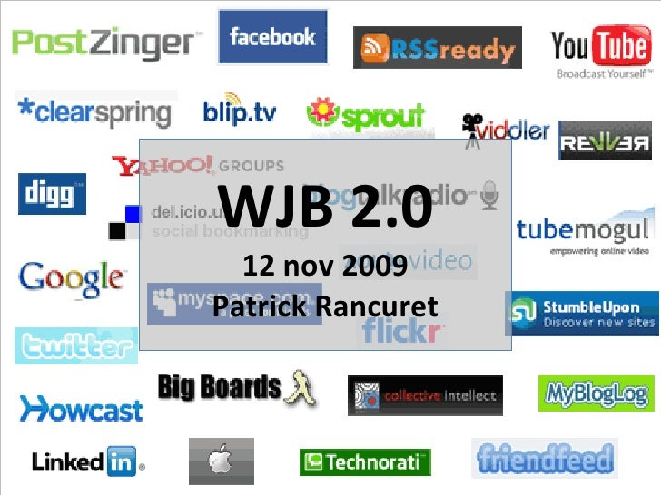 WJB 2.0 12 nov 2009 Patrick Rancuret