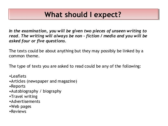 how to write a exam paper Learning how to write a reaction paper properly requires following the way it is done by the best read on to see all you need to know.