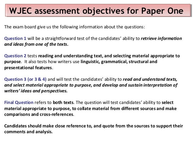 ocr english literature gcse prose from different cultures past papers Gcse english literature 8702/1 paper 1 shakespeare and the 19th-century novel  specimen 2014 morning 1 hour 45 minutes  materials  for this paper you must have: • an aqa 16-page answer book instructions • answer one question from section a and one question from section b.