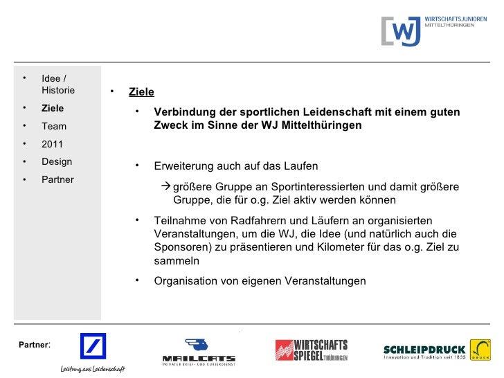 WJ Mittelthüringen - Sport 2011 Slide 3