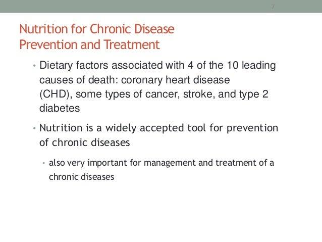 Chronic disease obesity