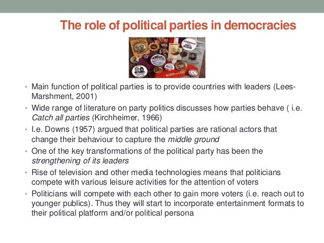 an analysis of the effects of political parties Political parties to demonstrate dynamic effects  some myths and the reality of the impact of social media on political campaigns  content analysis of social .