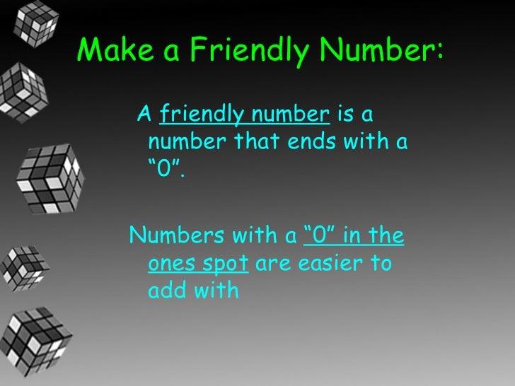 Mental Math Strategies for Grade 3