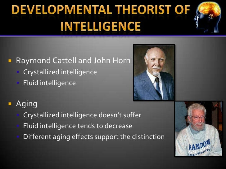 6 theories of intelligence Here are some of the major theories of intelligence that have emerged during the last 100 years: charles spearman: general intelligence british psychologist charles spearman (1863–1945) described a concept he referred to as general intelligence , or the g factor.