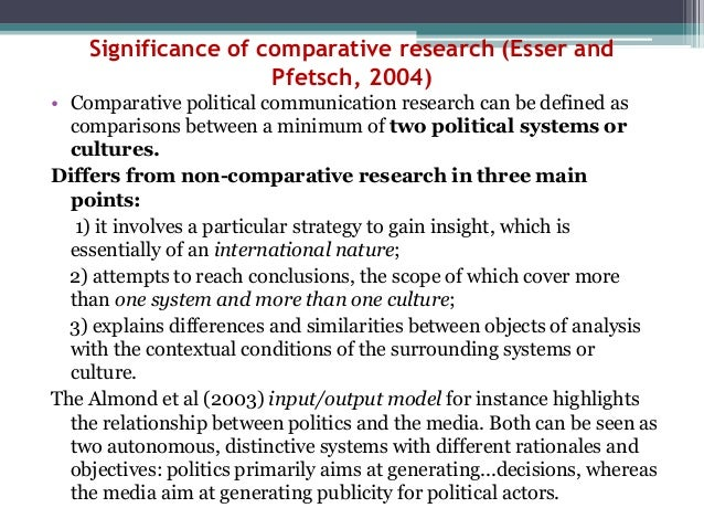 comparative political systems france germany politics essay Free political systems papers  france and great birtain's political systems - france and great political science and comparative politics.