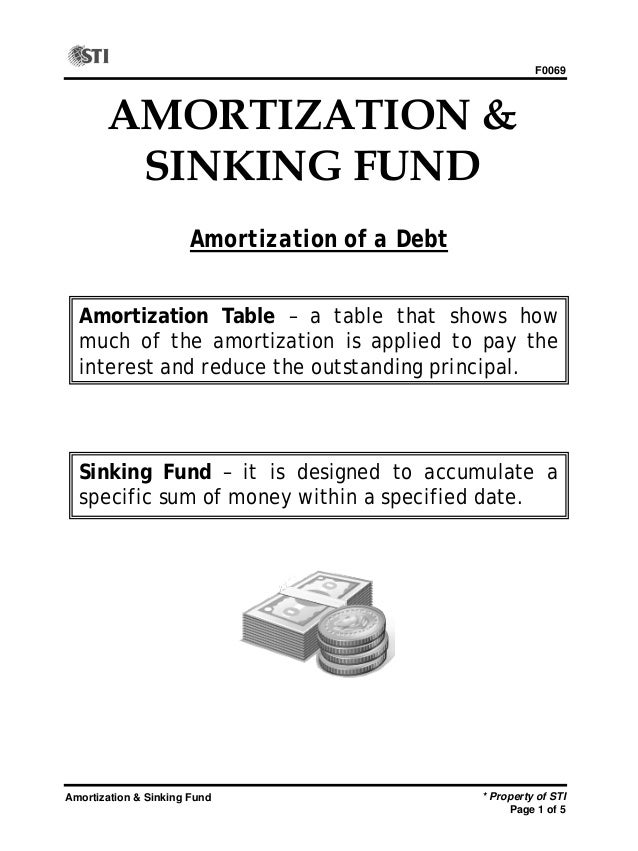 wk 6 session 15 17 slides 1 5 amortization sinking fund