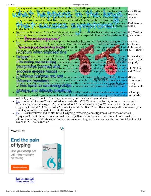 ventolin or proair