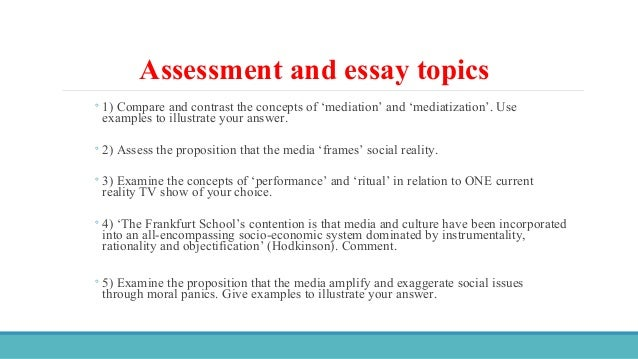 teach comparative essay In this post, i'll show you how to develop a compare and contrast essay outline that lets you beat writer's block and craft a great essay about anything.