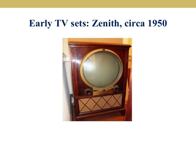 the invention of television and its Inventions leading to television for decades before its invention, something called television had been part of science fiction stories.