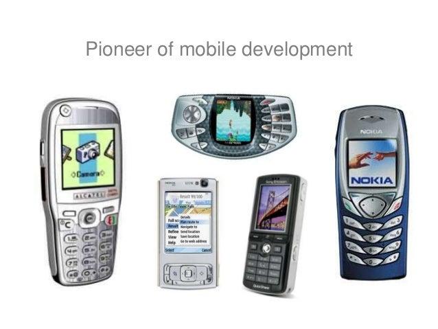 Revolution Mobile @Web2day Slide 3