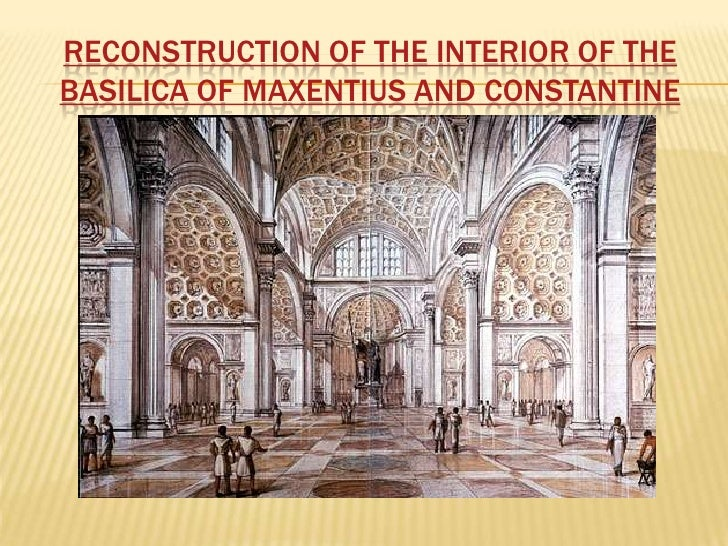 Lesson on the Basilica Church