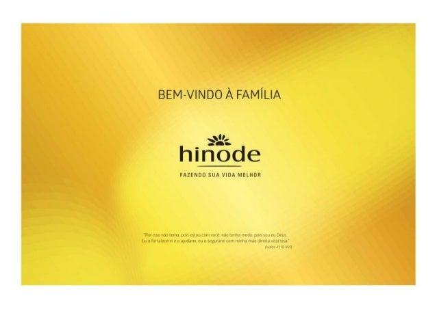 Apresentação Hinode Fofonka
