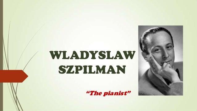 El pianista wladyslaw szpilman pdf download