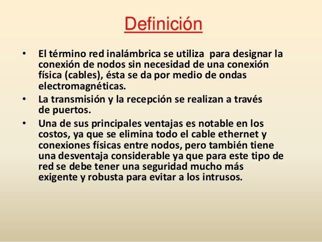 Topolog as y componentes de una red inal mbrica for Cuales son los cajeros red