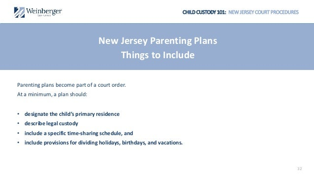 how to become legal guardian of a child in nj