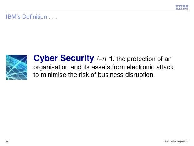 Smarter Cyber Security V8