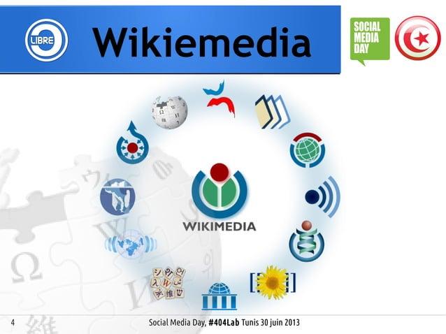 4 Wikiemedia Social Media Day, #404Lab Tunis 30 juin 2013